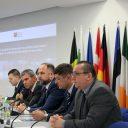 """Lansarea studiului """"Provocări actuale în domeniul securității cibernetice"""" la Reprezentanța Comisiei Europene în România"""