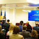 """Lansarea studiului """"Considerations on Challenges and Future Directions in Cybersecurity"""" la Reprezentanța Permanentă a României pe lângă Uniunea Europeană"""